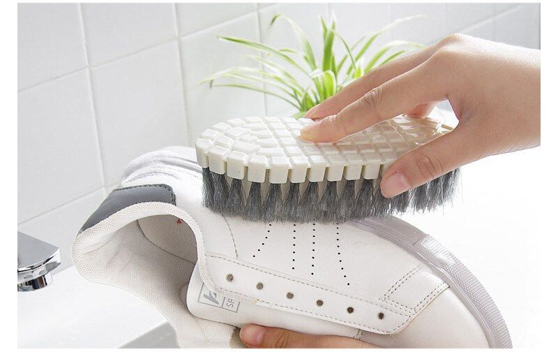 Flexible Bristles Cleaning Brush