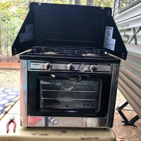 Oven Outdoor photo review